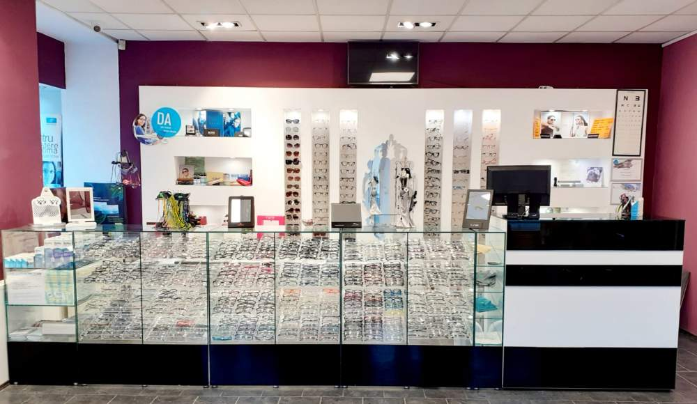 Magazin Optica Malaga Braila